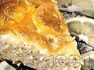 Рецепта Лимонов кейк с мак